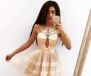 prom dresses, short prom dress, and homecoming dresses image