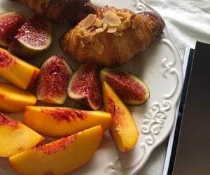 breakfast, fruit, and morning image
