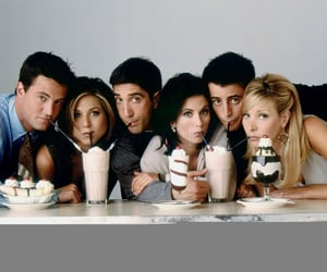 friends, illbethereforyou, and friends25 image