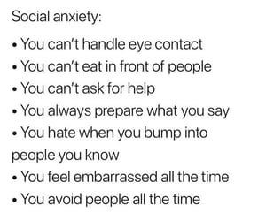 anxiety and depressed image