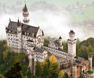 castle, germany, and beautiful image