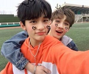 hyunchan and chanjin image