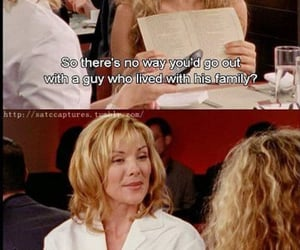 sex and the city, samantha jones, and funny image