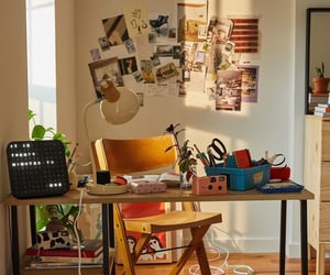 college, uo home, and desk image