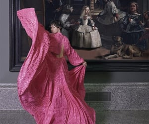 arte, belleza, and Carolina Herrera image