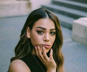 elite, pretty, and latina image