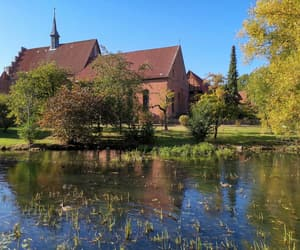 bach, church, and lovely place image