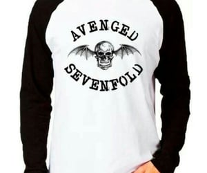 avenged sevenfold, band, and clothes image
