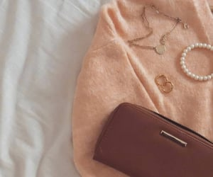 accessories, earings, and fall image