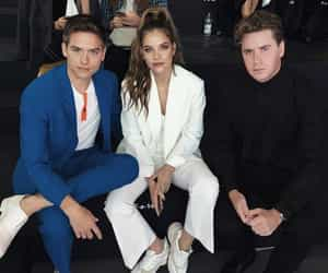 dylan sprouse and barbara palvin image
