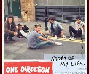 story of my life, one direction, and liam payne image