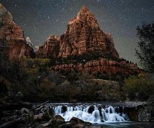 belleza, paisaje, and estrellas image
