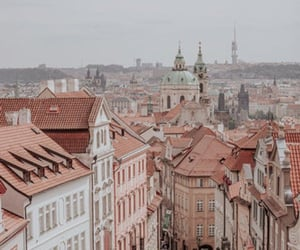 city, travel, and Houses image