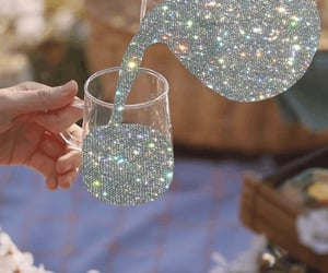 aesthetic, picnic, and sparkle image
