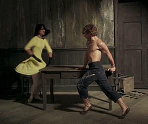 ballet, belleza, and bailarines image