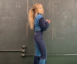 beautiful, levis, and outfit image