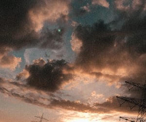 clouds, could, and heaven image
