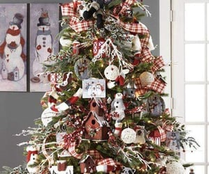 home decor, christmas decor, and christmas inspirations image