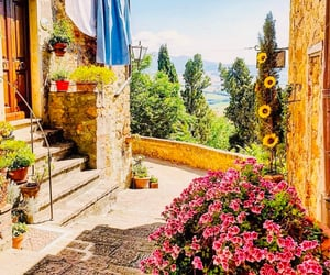 mediterranean, scenery, and travel image