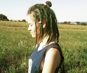 dreadlocks, dreads, and loça image