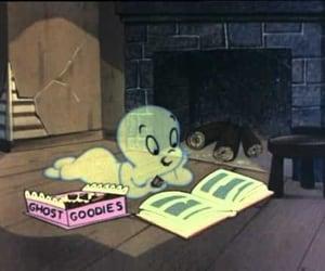 gif, casper, and ghost image