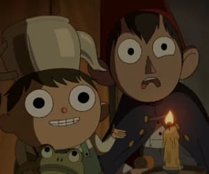 Greg, otgw, and over the garden wall image