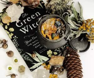 autumn, cauldron, and fall image
