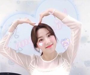 kpop, little twin stars, and kpop edit image