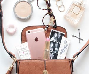 accessories, bag, and flatlays image