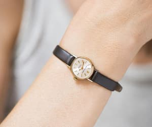 etsy, anniversary gift her, and small round watch image