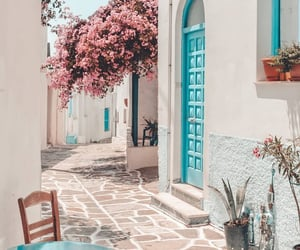 travel, Greece, and aesthetic image