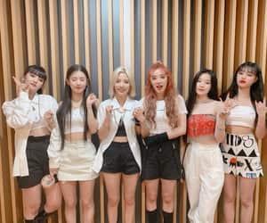 girl group, k-pop, and soojin image