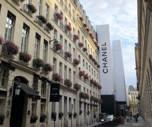 chanel, city, and europe image
