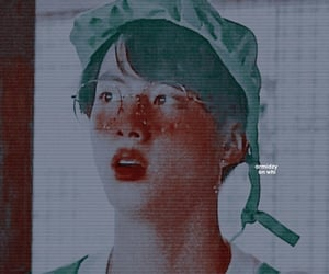 icon, jin, and kpop image