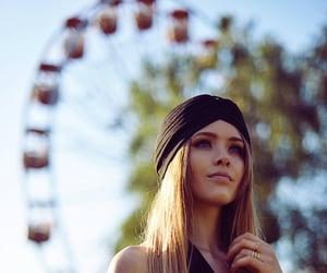 fun, girl, and streetphotography image