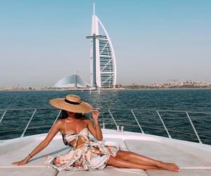 Dubai, hm, and holiday image