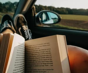 adventure, book, and car image