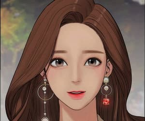 true beauty, webtoon, and suho lee image