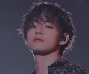 army, taehyung, and v image