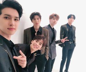 ken, lee jaehwan, and hyuk image