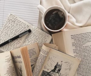 book, aesthetic, and reading image