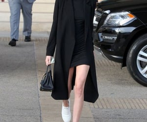 kendall jenner, fashion, and black image