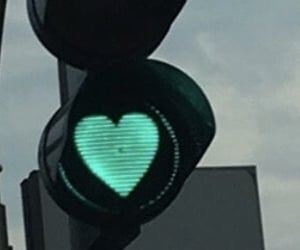 green, header, and heart image
