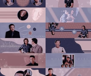 aesthetic, dean winchester, and series image