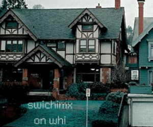 aesthetic, house, and psd image