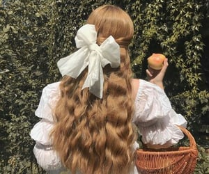 angelic, girls, and hair image