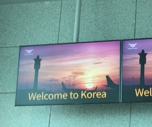 city, korean, and places image