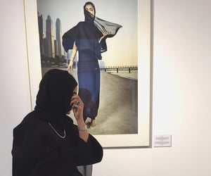 arab, style, and art image