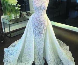 evening gown, robe de soirée, and cheap evening dress image