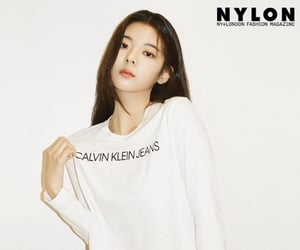 Calvin Klein, kpop, and pretty image
